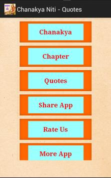 Chanakya Niti & Quotes apk screenshot