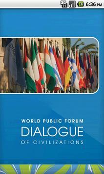 Dialogue of Civilizations poster