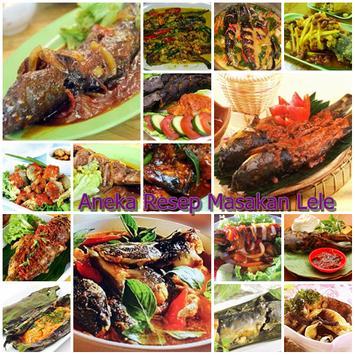 Aneka Resep Masakan Ikan Lele apk screenshot