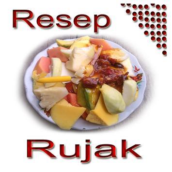 Aneka Resep Rujak poster