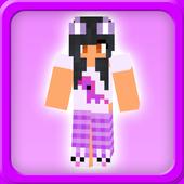 Aphmau skins for minecraft icon