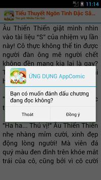 Truyện Ngôn Tình Đặc Sắc OFF apk screenshot