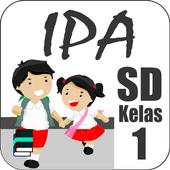 IPA SD Kelas 1 Buku Elektronik icon