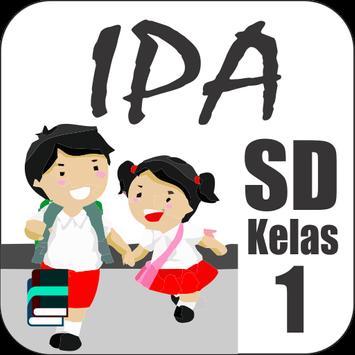 IPA SD Kelas 1 Buku Elektronik poster