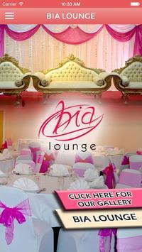 Bia Lounge poster