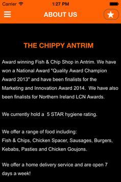 THE CHIPPY ANTRIM apk screenshot