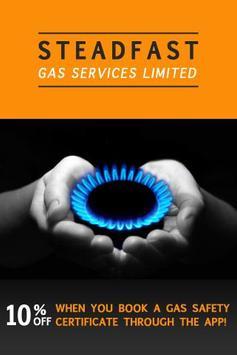 SteadFast Gas poster