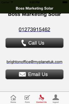 Boss Marketing Solar apk screenshot