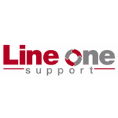 Line One Support icon