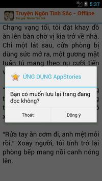Truyện Ngôn Tình Sắc Hay Nhất apk screenshot
