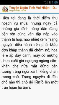 Ngôn Tình Hài Hước OFF 2016 apk screenshot