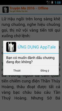 Truyện Ma Offline 2016 apk screenshot