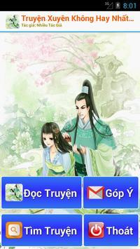 Tiểu Thuyết Xuyên Không OFF poster