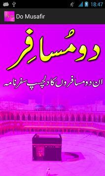 Do Musafir poster