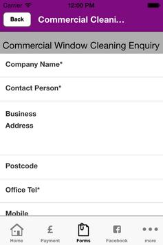 LBR Window Cleaning apk screenshot