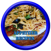 Appetizers Recipes icon