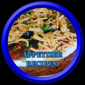 Appetizers Recipes apk screenshot