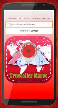 Truecaller Maroc apk screenshot