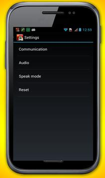WiFi Walkie Talkie apk screenshot