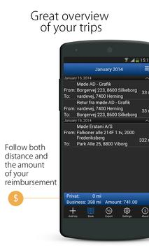 Mileage Book apk screenshot