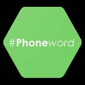 #Phoneword icon