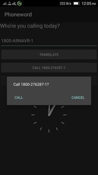 #Phoneword apk screenshot