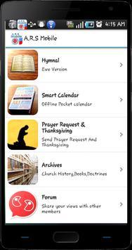 ARS Mobile Old apk screenshot