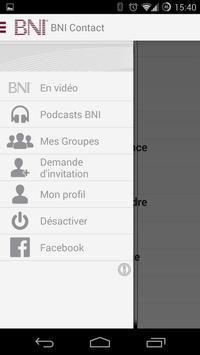 BNI Contact apk screenshot