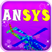 Learn ANSYS Tutorial icon