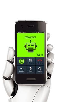 Change My Voice During Call apk screenshot