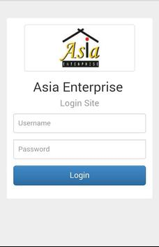 Asia Enterprise apk screenshot