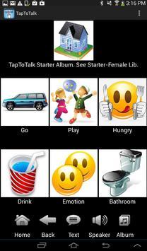 TapToTalk apk screenshot
