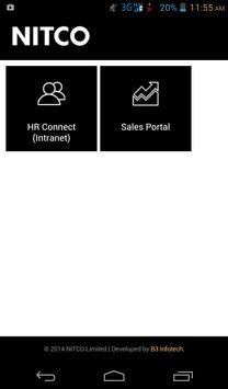 NITCO HRConnect apk screenshot