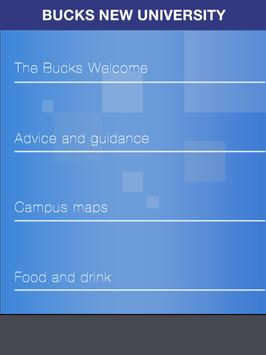 Bucks Student apk screenshot