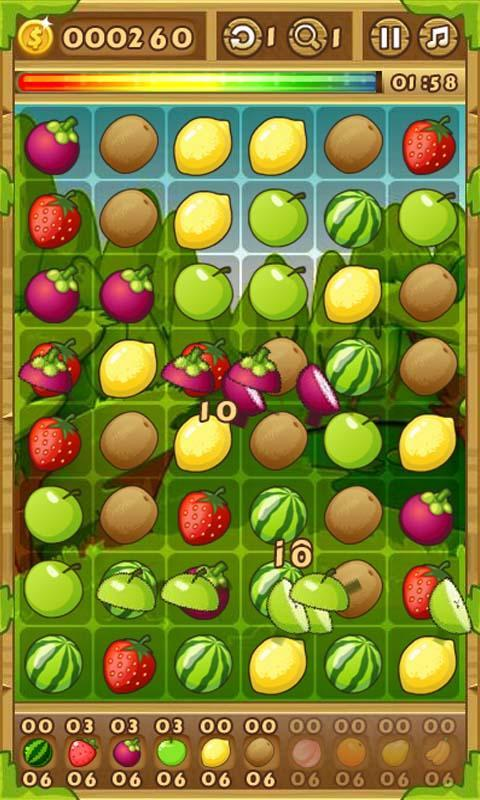 Slizling Fruit Games
