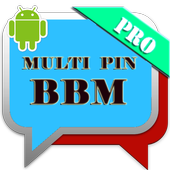 Multi Pin BB Android icon