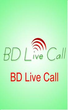 BD Live Call poster