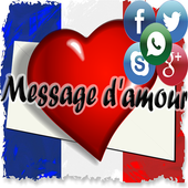 Messages D'Amour (SMS D'Amour) icon