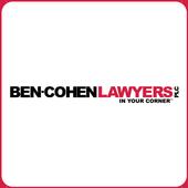 Ben Cohen Lawyers Accident App icon