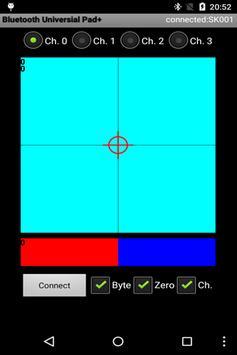 Bluetooth Universal Pad+ poster