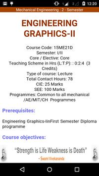 DTE Diploma Syllabus Karnataka apk screenshot