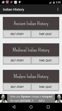 Great Indian History - IAS IPS poster