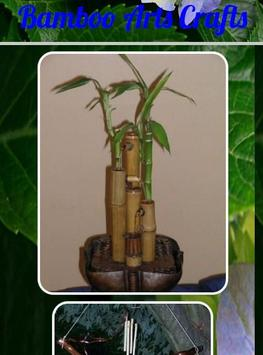 Bamboo Arts Crafts apk screenshot