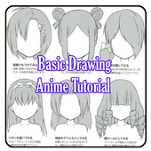 Basic Drawing Anime Tutorial icon