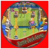Battle Deck Clash Royale icon