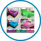 Beautiful Bed Linen Designs icon