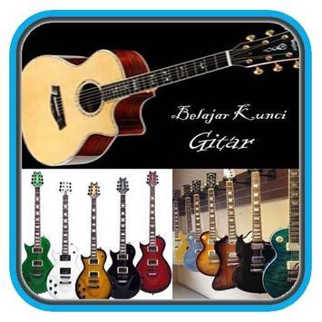Belajar Kunci Gitar poster