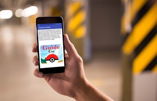 Guide for Pokemon Go battle apk screenshot