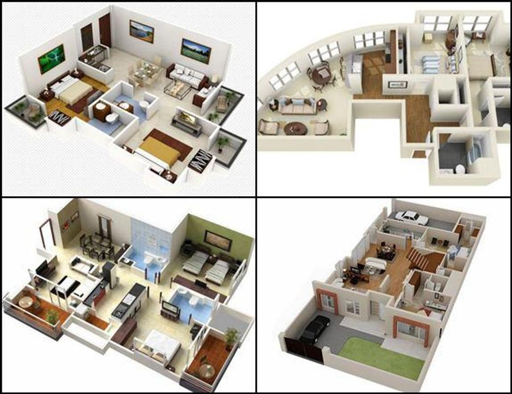 House Floor Plans App 3d House Plans Android Apps On