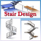 Stair Design icon